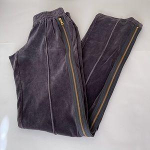 NWT Minnie Rose Velvet Pants